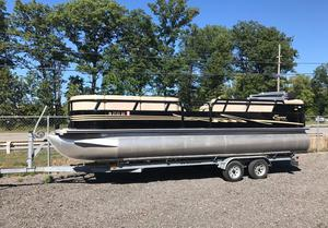 Used Encore Bentley 240 Cruise ST Pontoon Boat For Sale