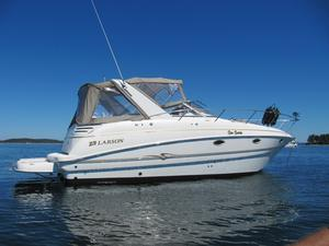 Used Larson 330 Cabrio Motor Yacht For Sale