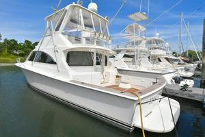 Used Ocean Yachts 40 Super Sport Convertible Fishing Boat For Sale