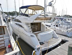 Used Viking Sport Cruisers 50 Flybridge Boat For Sale