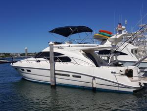 Used Sealine 42 Fly Flybridge Boat For Sale