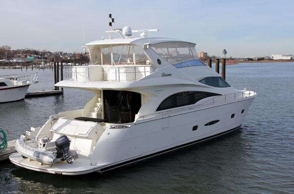 Used Marquis 65 Motor Yacht Skylounge Motor Yacht For Sale