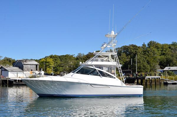 Used Viking 42 Open Sports Fishing Boat For Sale