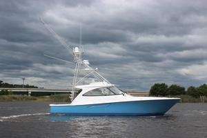 New Viking 48 Sport Tower Express Cruiser Boat For Sale