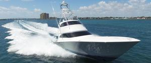 New Viking 66 Enclosed Bridge Convertible Fishing Boat For Sale