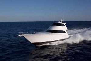 New Viking 62 Enclosed Bridge Convertible Fishing Boat For Sale