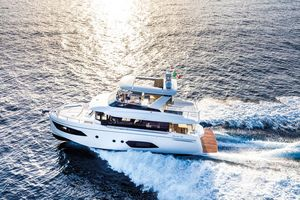 Used Absolute Navetta 52 Motor Yacht For Sale