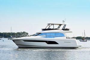 New Prestige 520 Flybridge Motor Yacht For Sale