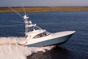 New Viking 52 Open Convertible Fishing Boat For Sale
