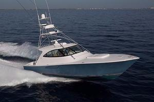 New Viking 52 Sport Tower Convertible Fishing Boat For Sale