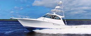 New Viking 42 Sport Tower Express Cruiser Boat For Sale