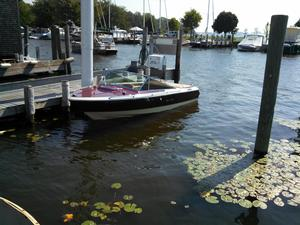 Used Century 19' Arabian Antique and Classic Boat For Sale