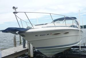 Used Sea Ray 34' Sundancer Express Cruiser Boat For Sale