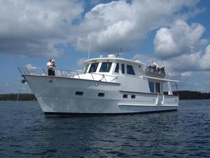 Used Defever 45' Pilot House Trawler Boat For Sale