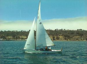 Used Kettenburg Pacific Class Sloop Sailboat For Sale