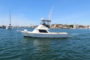 Used Bertram 31 Flybridge Cruiser Sports Fishing Boat For Sale