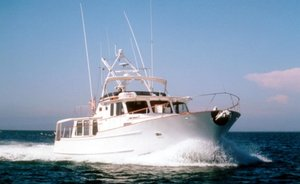 Used Jones-Goodell 55 Pilothouse Boat For Sale
