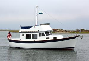 Used Willard Marine 30 Trawler Boat For Sale
