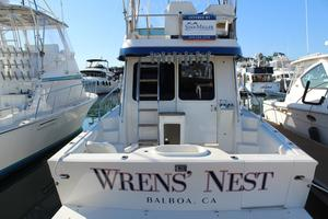 Used Mediterranean 38 Sportfisher Sports Fishing Boat For Sale