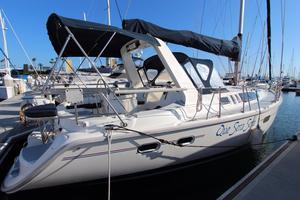 Used Hunter Passage Maker 430 Sloop Sailboat For Sale
