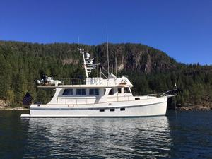 Used Grand Banks 52 Europa Motor Yacht For Sale