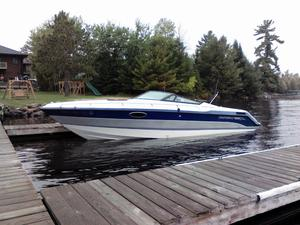 Used Chaparral 2350 SX Cuddy Cabin Boat For Sale