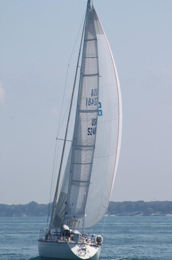 Used Sabre 38 Sloop Sailboat For Sale