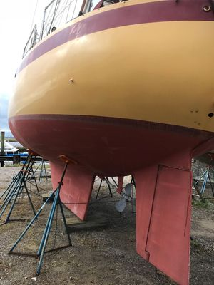 Used Corbin 39 Cruiser Sailboat For Sale