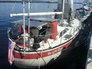 Used Corbin 39 Pilothouse Cutter Cruiser Sailboat For Sale