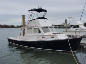 Used Dickerson Downeast Cruiser Boat For Sale