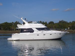 Used Carver Yachts 450 Voyager Motor Yacht For Sale