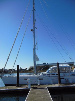 Used Beneteau 57 Cutter Sailboat For Sale