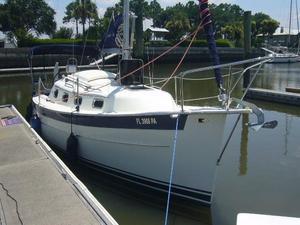 Used Seaward 26RK Cruiser Sailboat For Sale