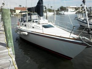 Used Morgan Nelson Marek 45 Cruiser Sailboat For Sale