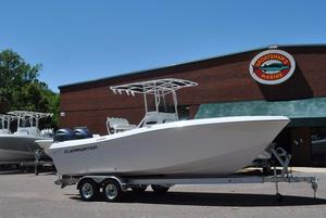New Clearwater 2300 Twin Yamaha F150xb Center Console Fishing Boat For Sale