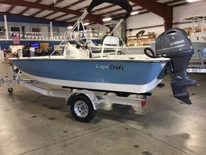 New Cape Craft 190 Bay Yamaha F115 & Trailer Center Console Fishing Boat For Sale