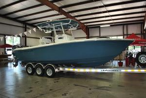 New Clearwater 2508 Twin Yamaha F150xb Center Console Fishing Boat For Sale
