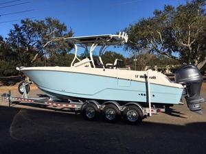 New Wellcraft 262 Fisherman Center Console Fishing Boat For Sale