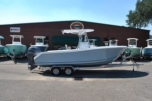 New Release 238rx W/2 Yamaha 150's&trailer Saltwater Fishing Boat For Sale