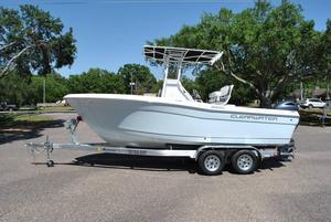 New Clearwater 2200 - Yamaha F150xb &trailer Saltwater Fishing Boat For Sale
