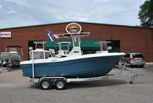 New Clearwater 2200- Yamaha F150xb & Trailer Saltwater Fishing Boat For Sale