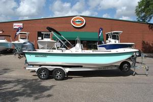 New Outcast 21V Yamaha W/f90 & Trailer Saltwater Fishing Boat For Sale