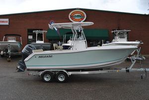 New Release 210rx Yamaha F150xb & Trailer Saltwater Fishing Boat For Sale