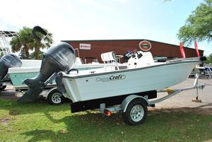New Cape Craft 180cc W/yamaha F115 & Trailer Sports Fishing Boat For Sale