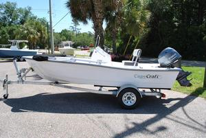 New Cape Craft 160cc Yamaha F70xb & Trailer Saltwater Fishing Boat For Sale