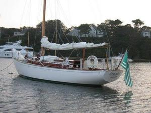 Used Sparkman & Stephens Nevins Sloop Antique and Classic Boat For Sale