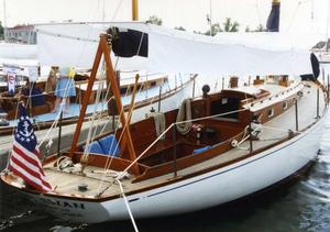 Used Sparkman & Stephens Brasil & Makinac Class Sloop BY Fisher Boat Works Cruiser Sailboat For Sale