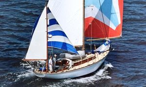 Used Sparkman & Stephens Nevins 40 Racer and Cruiser Sailboat For Sale
