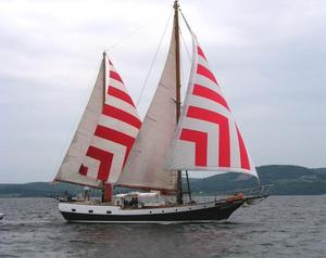 Used Sparkman & Stephens Original Yankee Cruiser Sailboat For Sale