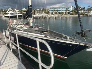 Used Nautor Swan Sparkman & Stephens 44/039 Cruiser Sailboat For Sale